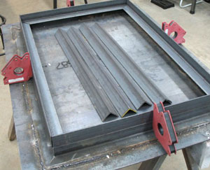 staal constructie reparatie metaal